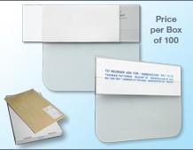 Nameholder POCKET 75x25mm (Box of 100)
