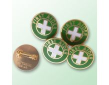 First Aider Badges (pack of 5)
