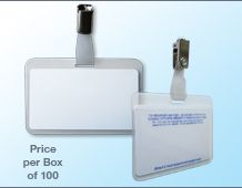 ID Holder STRAP  85x54mm (credit card size) (Box of 100)