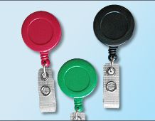 Badge Reels for SnapFit or ID card holders