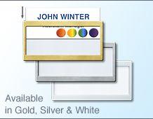 Window Badge 57x28mm (U10)