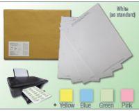 Extra Paper for 100x65mm Nameholder badges