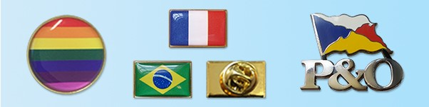 Nation or Language Badges